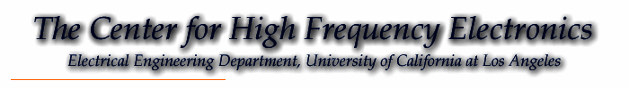 The Center for High Frequency Electronics Logo